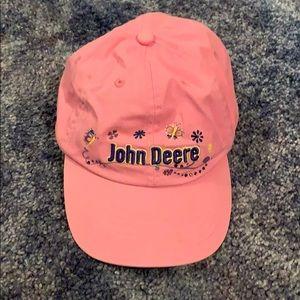 Kids John Deere hat